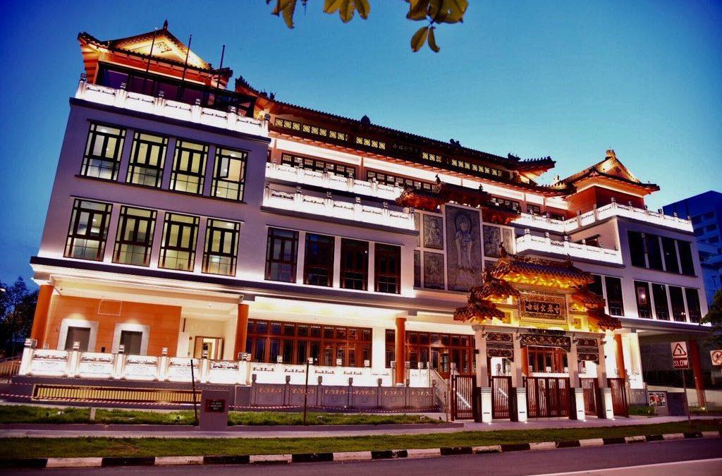 BW Monastery 吉祥寶聚寺