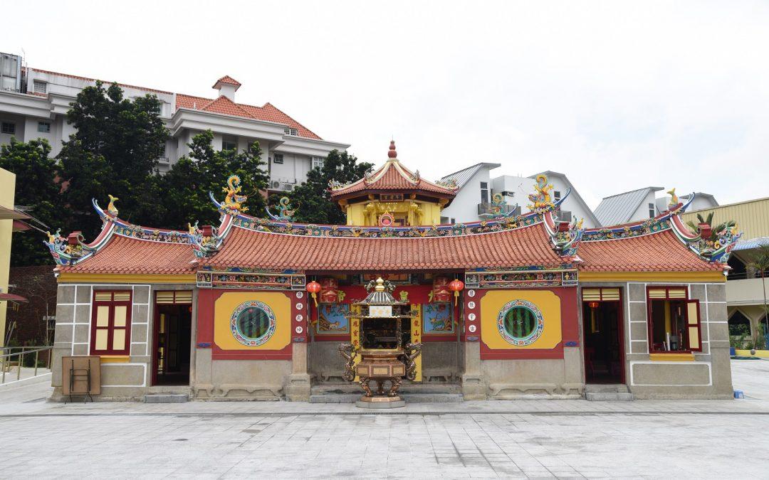 Kew Ong Yah Temple 后港斗母宫 (百年古庙)
