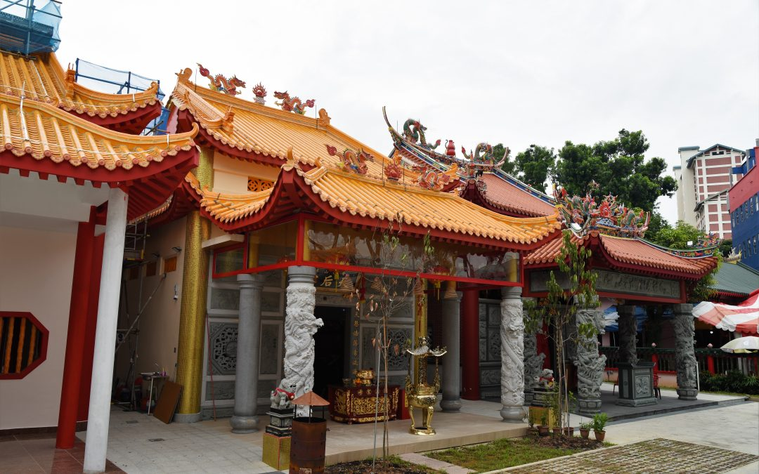 Thomson Combined Temples 汤申廟